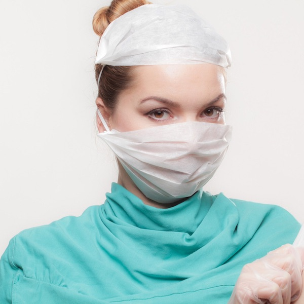 médica  cirurgiã
